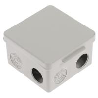 Распределительная коробка 80x80х50 мм