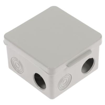 343₸ — Распределительная коробка 80x80х50 мм