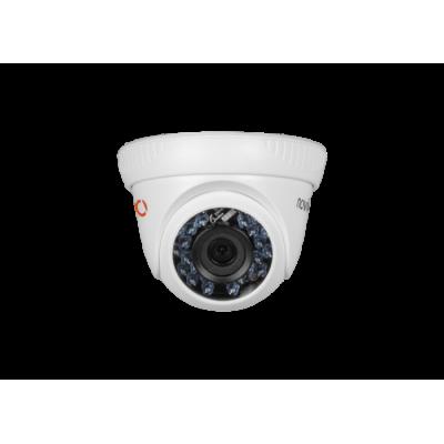 28$ — Novicam HIT 12 (ver.1301) - купольная всепогодная камера - 1.3 mpx - 2.8 мм - 92°