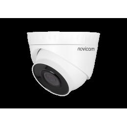 Novicam PRO 22 (ver.1280) - купольная всепогодная камера - 2.1 mpx - 2.8 мм - 136°