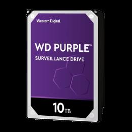 Жёсткий диск WD Purple 10 TB (WD101PURZ)