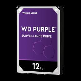 Жёсткий диск WD Purple 12 TB (WD121PURZ)