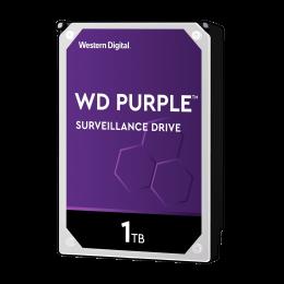 Жёсткий диск WD Purple 1 TB (WD10PURZ)