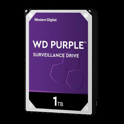 26 900₸ — Жёсткий диск WD Purple 1 Tb / 1 000 Гб (WD10PURZ)