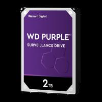 Жёсткий диск WD Purple 2 TB (WD20PURZ)
