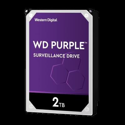 Жёсткий диск WD Purple 2 TB (WD20PURZ) — 32 897₸