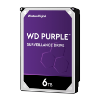Жёсткий диск WD Purple 6 TB (WD60PURZ)