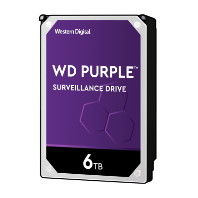 108 500₸ — Жёсткий диск WD Purple 6 Tb / 6 000 Гб (WD60PURZ)