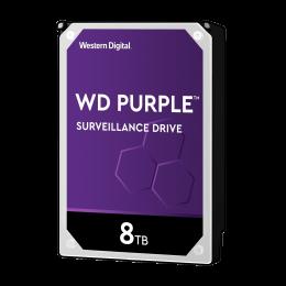 Жёсткий диск WD Purple 8 TB (WD81PURZ)