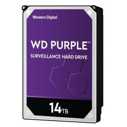 Жёсткий диск WD Purple 14 TB / 14 000 Gb (WD140PURZ)