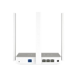 Keenetic City - KN-1511 - Двухдиапазонный 2,4 + 5 ГГц интернет-центр с Wi-Fi AC750 и управляемым коммутатором