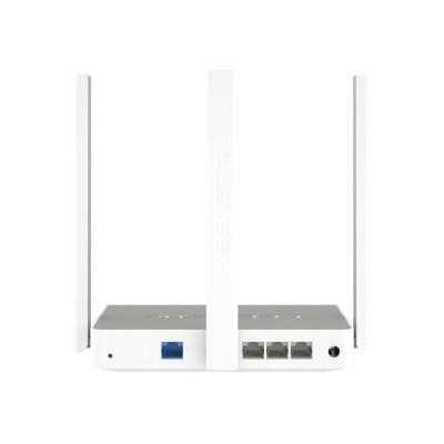 Keenetic City - KN-1510 - Двухдиапазонный интернет-центр с Wi-Fi AC750 и управляемым коммутатором — 17 157₸