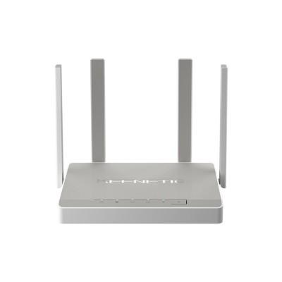 56 670₸ — Keenetic Giga - KN-1010 - Двухдиапазонный гигабитный интернет-центр с Wi-Fi AC1300 Wave 2 MU-MIMO
