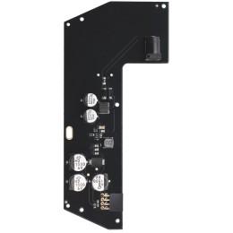 Ajax 12V PSU for Hub/Hub Plus/ReX - плата блока питания для подключения централей Hub/Hub Plus, ReX к низковольтным источникам питания