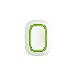 Ajax Button - беспроводная тревожная кнопка / смарт кнопка - Белый