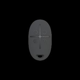 Ajax SpaceControl - карманный брелок для управления режимами охраны - Белый / Чёрный