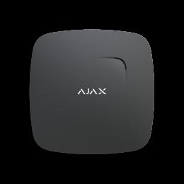Ajax FireProtect - пожарный датчик с сенсором температуры - Белый / Чёрный