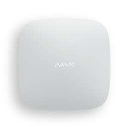 Ajax Hub - Белый / Чёрный