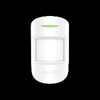 Ajax MotionProtect - беспроводной датчик движения - Белый / Чёрный