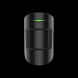 Ajax CombiProtect - Беспроводной комбинированный датчик движения и разбития - Белый / Чёрный