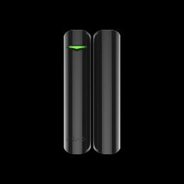 Ajax DoorProtect - беспроводной датчик открытия сообщает о взломе двери или окна - Белый / Чёрный