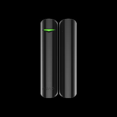 10 080₸ — Ajax DoorProtect - беспроводной датчик открытия сообщает о взломе двери или окна - Белый / Чёрный
