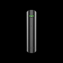 Ajax GlassProtect - миниатюрный беспроводной датчик сообщает о разбитии стекла - Белый / Чёрный