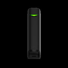 Ajax MotionProtect Curtain - датчик движения с узким углом обзора для помещений - Чёрный