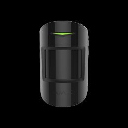 Ajax MotionProtect Plus - беспроводной датчик движения с микроволновым сенсором - Белый / Чёрный