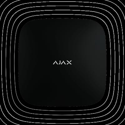 40 140₸ — Ajax ReX 2 - ретранслятор радиосигнала с поддержкой фотоверификации тревог - Чёрный