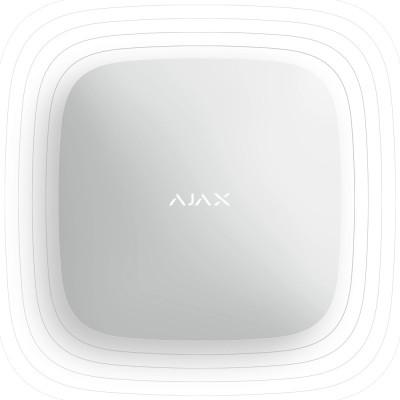 40 140₸ — Ajax ReX 2 - ретранслятор радиосигнала с поддержкой фотоверификации тревог - Белый