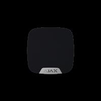 Ajax HomeSiren - комнатная сирена громко сообщает о срабатывании датчиков - Белый / Чёрный