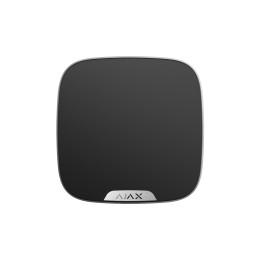 Ajax StreetSiren DoubleDeck - беспроводная уличная сирена с креплением для брендированной лицевой панели - Белый / Чёрный