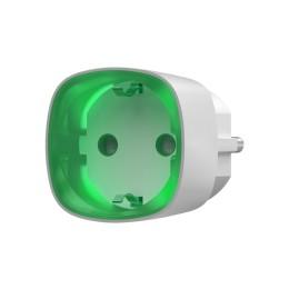 Ajax Socket - радиоуправляемая умная розетка со счетчиком энергопотребления - Белый