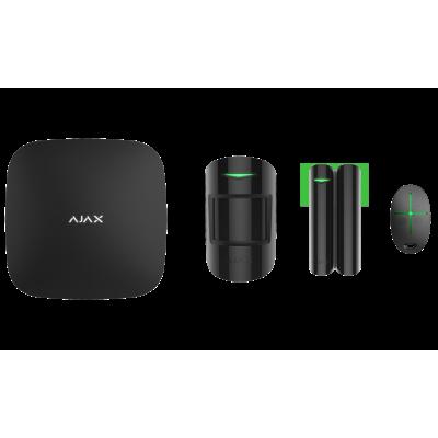 89 940₸ — Ajax StarterKit - стартовый комплект системы безопасности - Белый / Чёрный