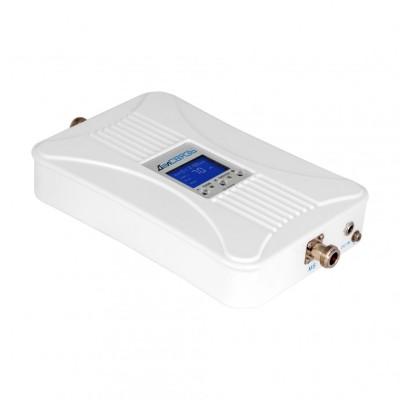 110 242₸ — Репитер ДалСВЯЗЬ DS-1800/2100-17 - 2G GSM1800, 3G UMTS2100, 4G LTE1800, усиление 70±2 дБ, мощность до 17 дБм (50 мВт)