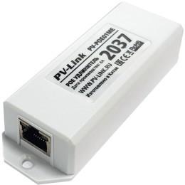 PV-POE01ME - одноканальный удлинитель PoE с базовой скоростью передачи данных 10/100 Мбит/с