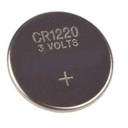 Батарейка CR1220 - для актуальной даты и времени
