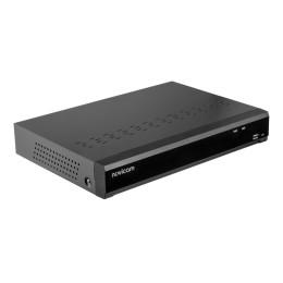 Novicam SMART 1804 (ver.3072) - 4 канальный IP регистратор с аналитикой, до 8 mpx - 4K