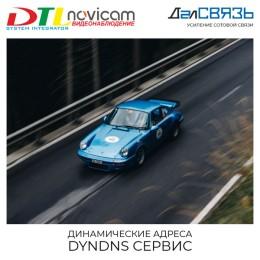 Динамический DynDNS сервис от компании ДТЛ