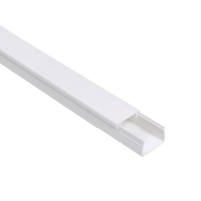 123₸ — Кабельный канал 25*16 мм, палка 2 метра, упаковка 84 м