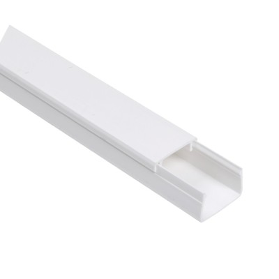 255₸ — Кабельный канал 40*25 мм, палка 2 метра, упаковка 32 м
