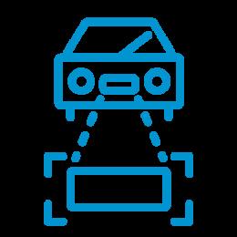 Macroscop - распознавание автомобильных номеров Light - версия для автопарковок: Россия и до 10 стран СНГ - лицензия на 1 камеру