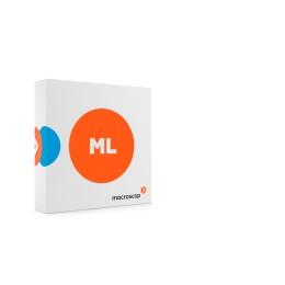 Macroscop ML - до 20 камер в системе, без аналитики - лицензия на подключение 1 камеры