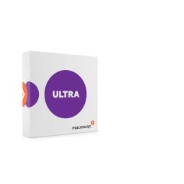 Macroscop Ultra - все интеллектуальные функции включены, кроме автономеров - лицензия на подключение 1 камеры