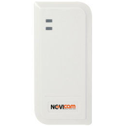 Novicam SE120W WHITE (ver. 4549) - уличный контроллер со встроенным считывателем EM-Marin