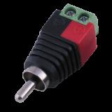 PV-Link PV-T2RCA (ver.2006) - разъём для микрофонов
