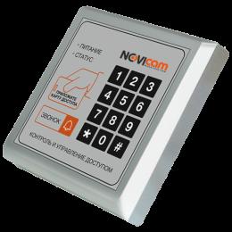 Novicam SE15K (ver. 4026) - внутренний контроллер с клавиатурой и считываетелем