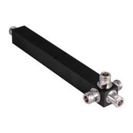 Делитель разветвитель сумматор 1/4, 698-2700 МГц, N-розетка, ДалСВЯЗЬ