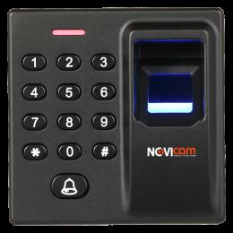 Novicam SFE15K (ver. 4343) - биометрический контроллер с клавиатурой и считывателем Em-Marin